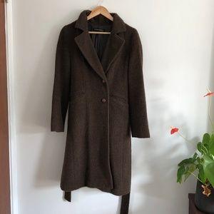 90's Vintage Anne Klein Cashmere Coat Size 2 or 4